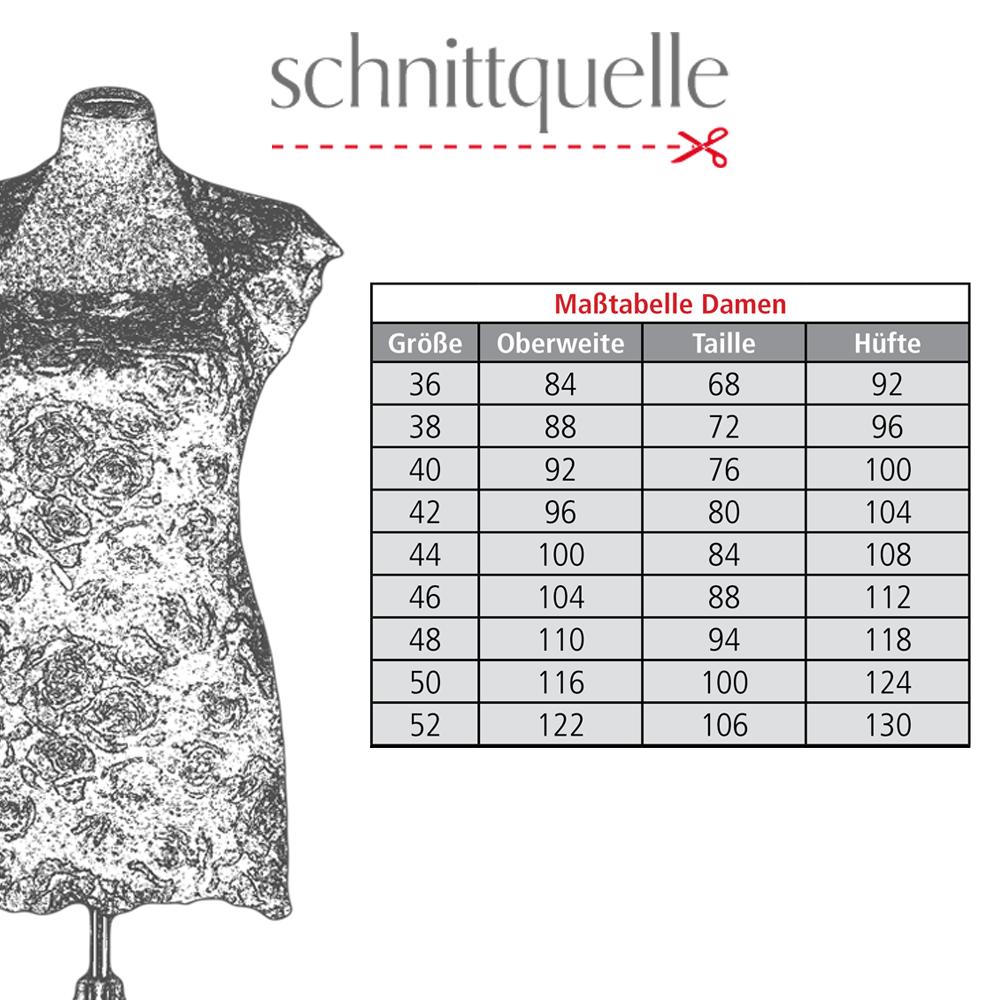 Schnittquelle Schnittmuster Shop - Schnittmuster Shirt Lauris- www ...