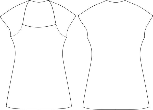 Schnittquelle Schnittmuster Shop - Schnittmuster China Shirt- www ...