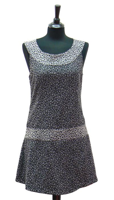 Schnittquelle Schnittmuster Shop - Schnittmuster Kleid Rimini- www ...