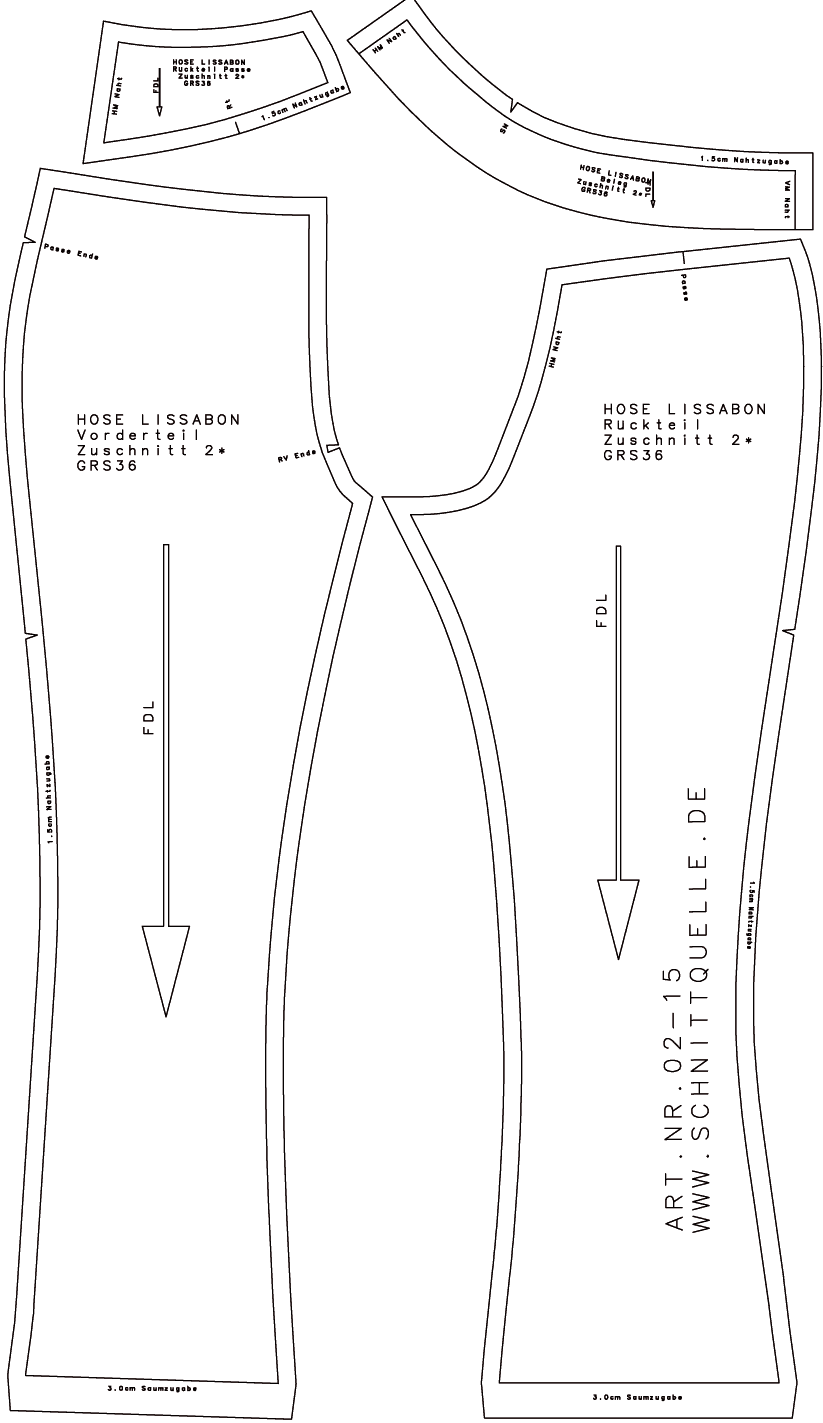 Fancy Hose Schnittmuster Kostenlos Sketch - Decke Stricken Muster ...