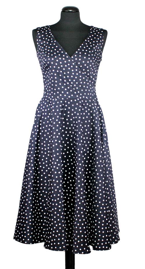 Schnittquelle Schnittmuster Shop - Schnittmuster Kleid Santa Monica ...