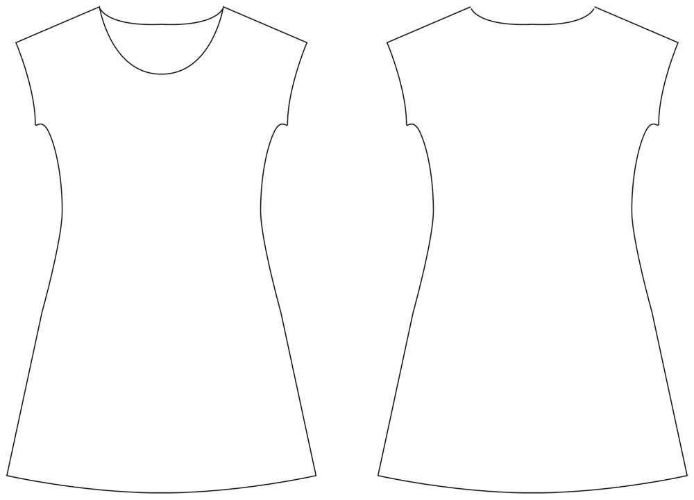 Schnittquelle Schnittmuster Shop - pattern,sewing, Shirt/Kleid Deva ...
